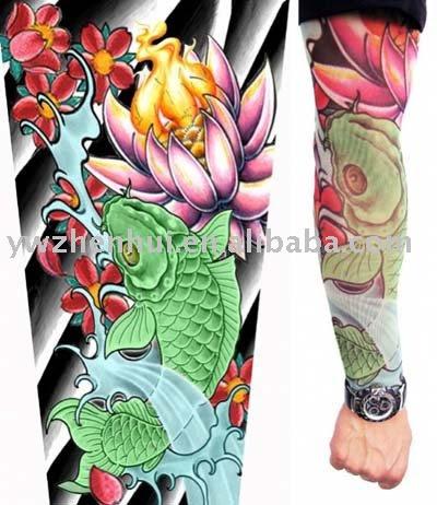 full arm tattoo designs. Full Half and Quarter Sleeve