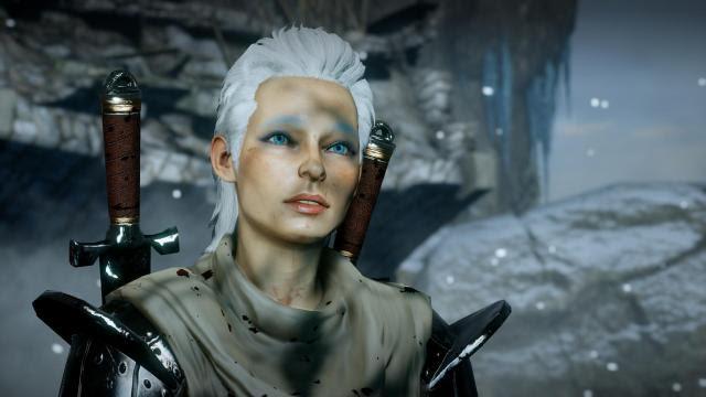 Dragon Age Inquisition Wie Sieht Der Selbsterstellte Charakter