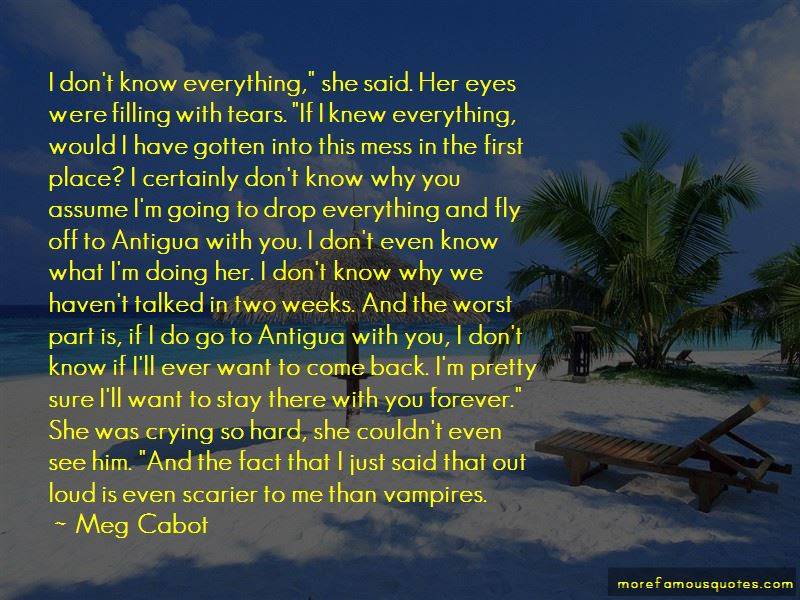 I Want You To Stay With Me Forever Quotes Top 11 Quotes About I