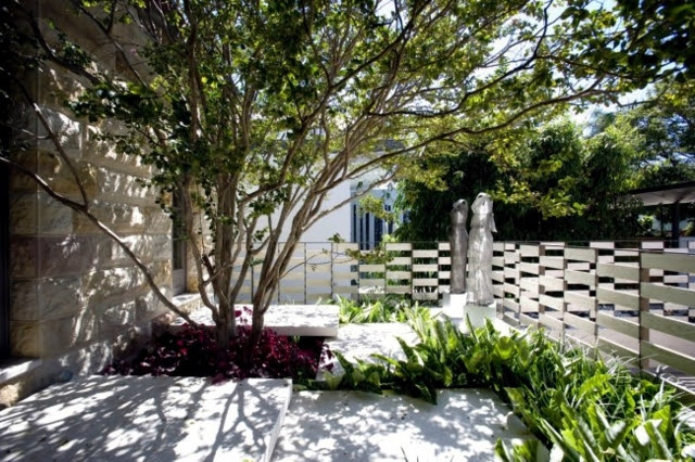 design idyllic courtyard garden at the new sydney 0 233