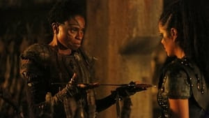 The 100 Season 5 : Red Queen