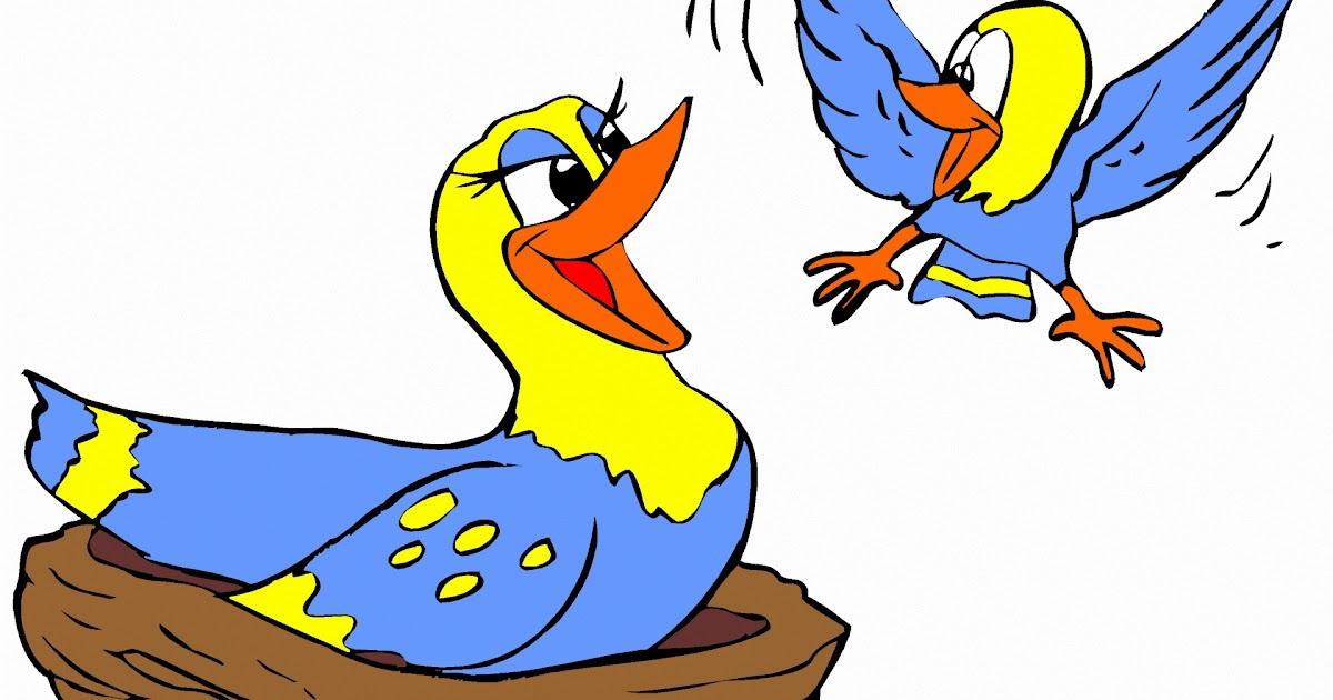 50+ Baby Bird Nest Cartoon - cool wallpaper