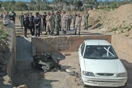 Nuevo polígono de instrucción contra IED en Melilla.