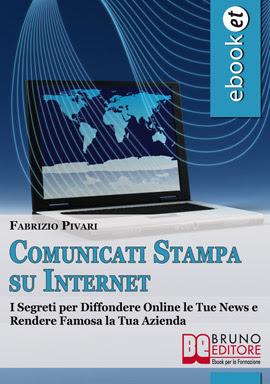Fabrizio Pivari, Comunicati Stampa su Internet