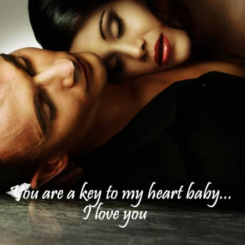 You Are A Key To My Heart Baby Honey