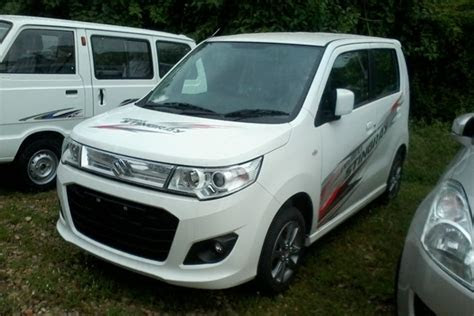 Maruti Suzuki WagonR Stingray reaches dealer yard, launch on 21st August