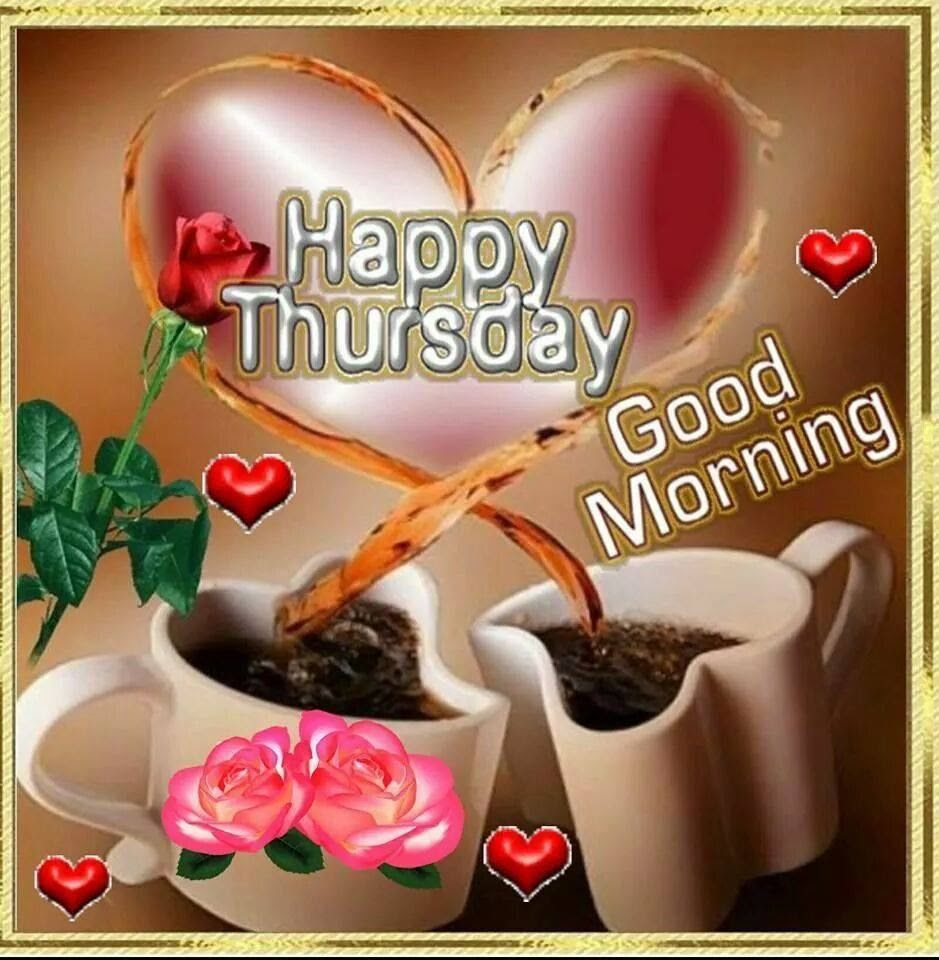 Happy Thursday Good Morning Quote Pictures Photos And Images For