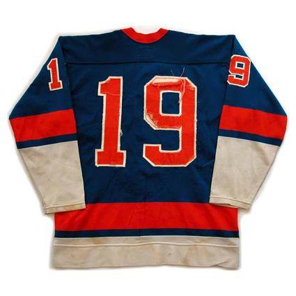 New York Islanders 72-73 jersey