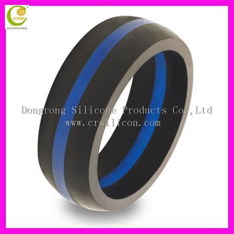 Wholesale Embossed Customized Colorful Silicone Wedding