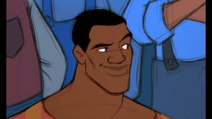 "A ""decepcionante"" descoberta sobre o príncipe encantado que era negro"