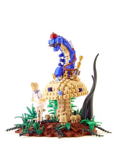 Alice in Legoland
