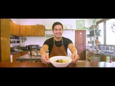 Pancit Molo Raviolo by Chef Don Colmenares