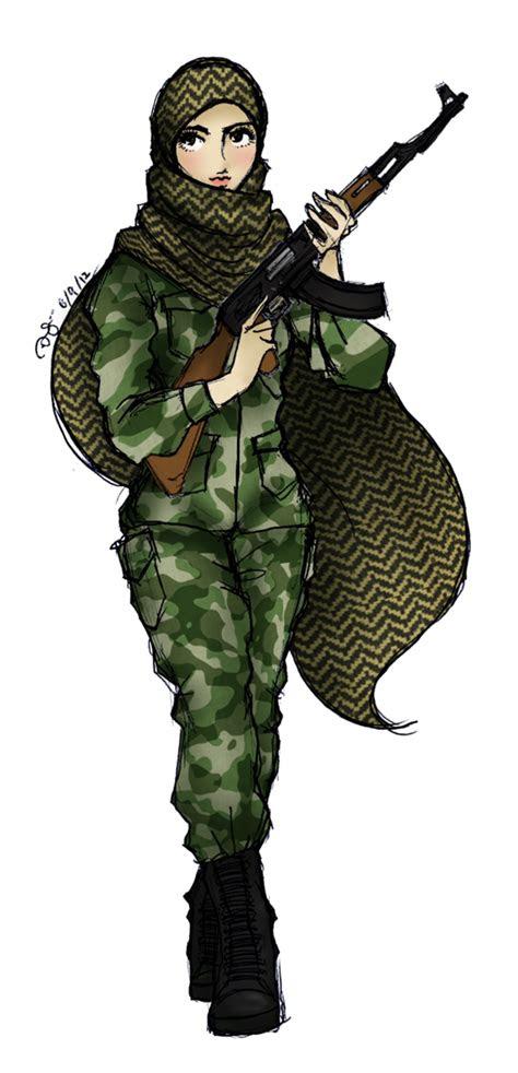 kartun muslimah solehah pria wanita lucu banget foto