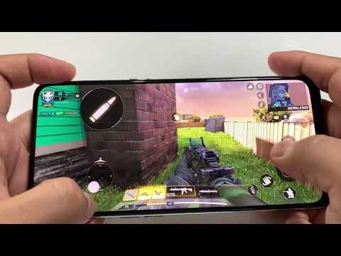 Oppo A93 2020 Test game Call Of Duty Mobile