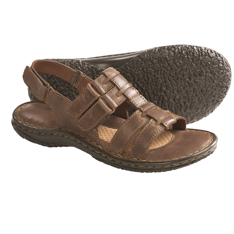 Lyst - Alexander Mcqueen Woven Leather Sandals in Brown