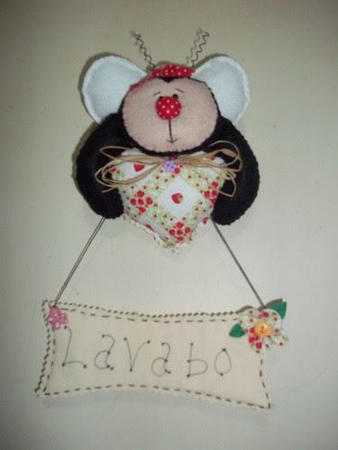 Abelhinha fofa by Vera Arte em Giz