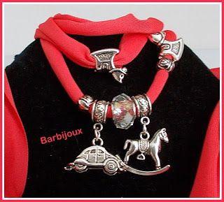 Barbijoux: bracciali....