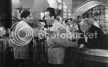 Scene from Casablanca
