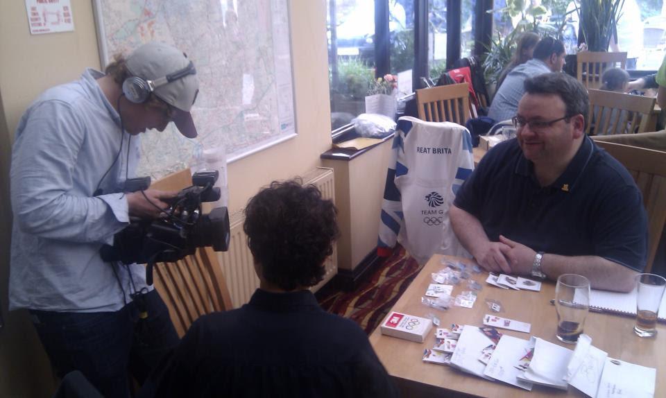 Mark Kass_being_interviewed