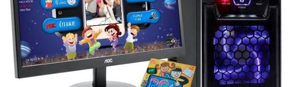EXTRA PONUDA CD-a PC ŠKOLARAC!  i konačno -šta je unutra?