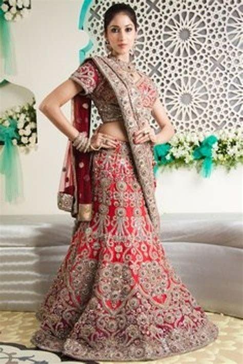 Indian Wedding Dresses 2013 Ideas For Girls 001   Life n