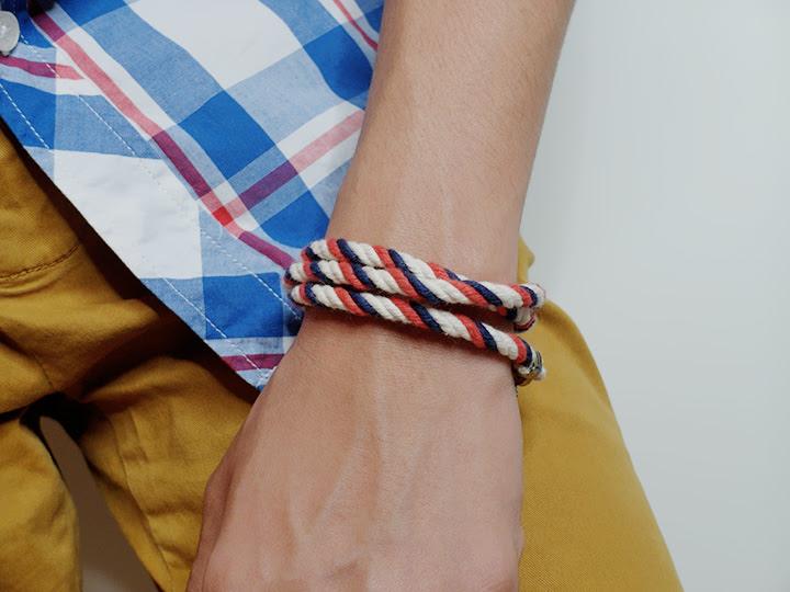 Kiel James Patrick - Anchor Bracelets 1