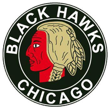 Black Hawks 1935 logo