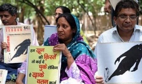Unjukrasa muslim India
