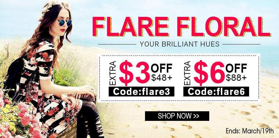 Flare Floral150312