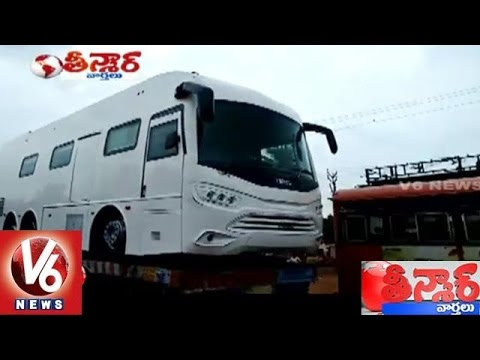 What Special in CM KCR Bullet Proof Mercedes Benz Bus