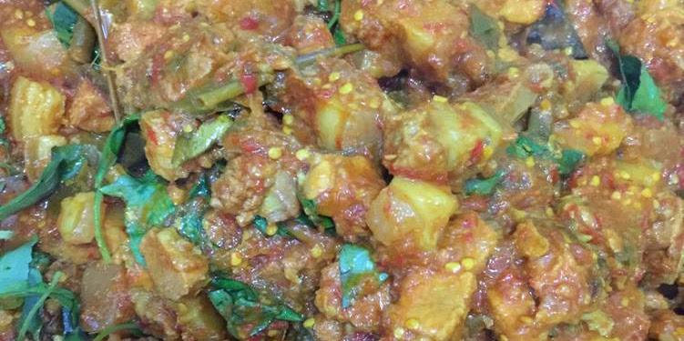 Resep Babi Rica Rica Oleh Velly's Kitchen