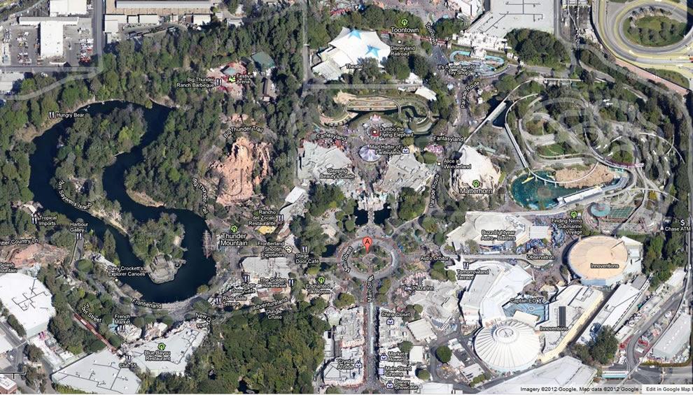 Disneyland Park Disneyland Drive Anaheim CA
