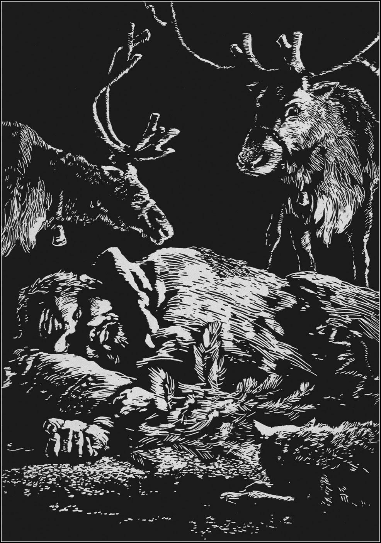 П. Пономаренко, Злой дух Ямбуя