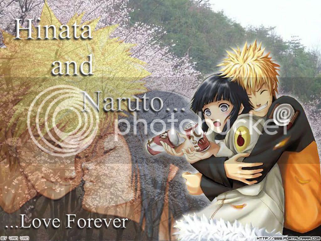 Naruto and Hinata wallpaper