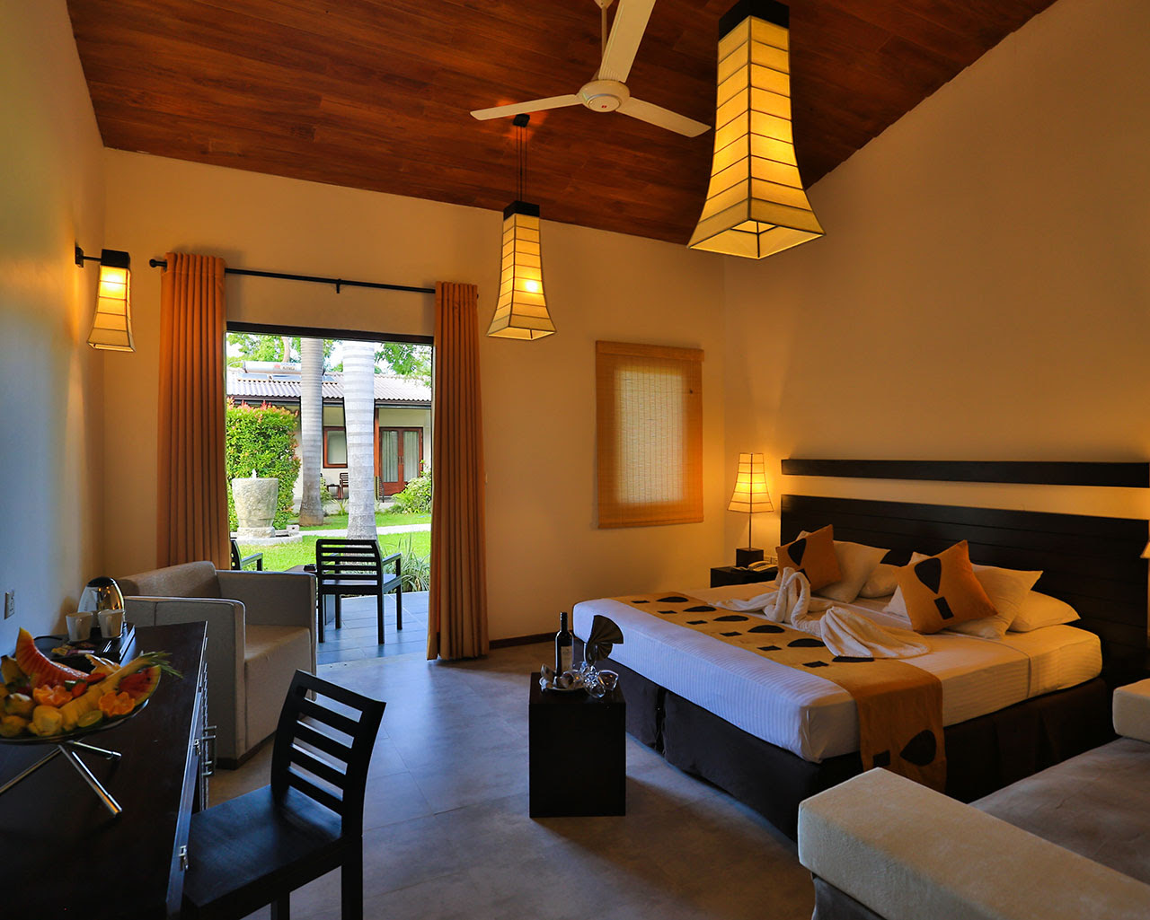 Chandrika Hotel   Hotel Chandrika in Yala   Tissamaharama ...