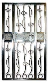glass door flower design  | 553 x 582