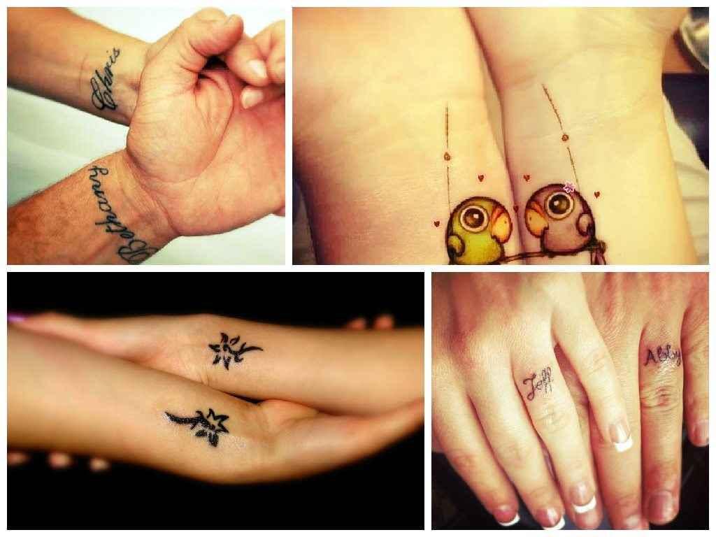 Tatuajes Para Parejas Sobre El Amor Eterno Tatuajespara