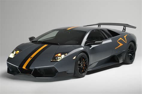 Lamborghini Murcielago LP 670 4 SuperVeloce China Limited Edition