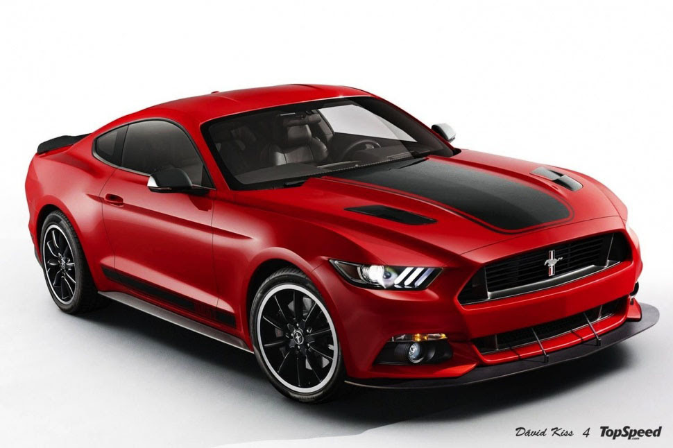 Ford Mustang 2016 - Price, Specs, Review - All in All News