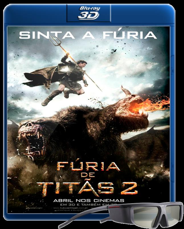 Wrath of the Titans 3D Torrent