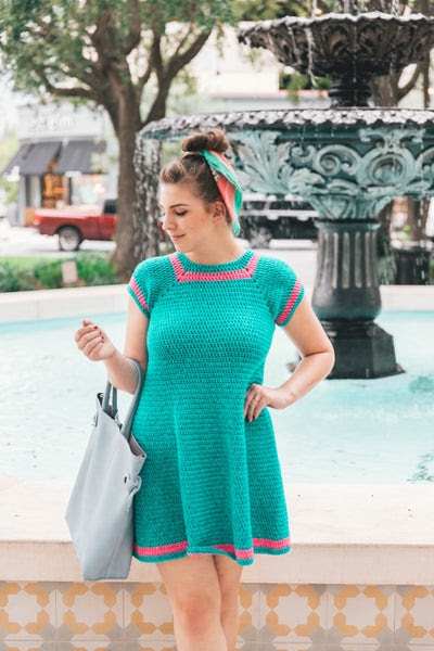 Crochet Kit - Penelope Dress