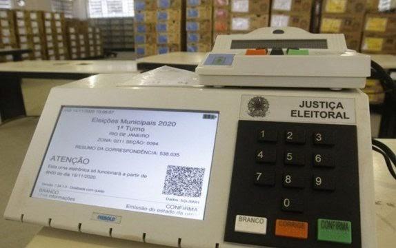 Justiça Eleitoral prevê compra de 176 mil urnas eletrônicas para 2022