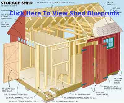 Storage Shed Plans Free 10x12 Download My Shed Plans