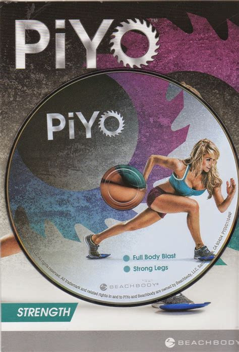 saundra piyo strength dvd review