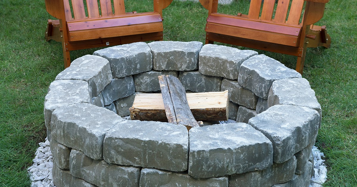 Get How To Make A Fire Pit In Your Backyard Pictures ...