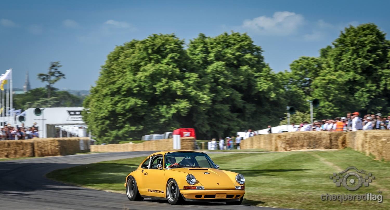 Singer Porsche 911 In Goodwood Picture Porsche
