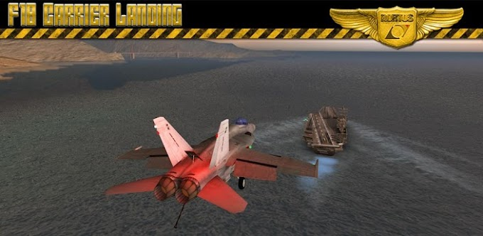 ANDROID APP// F18 Carrier Landing V5