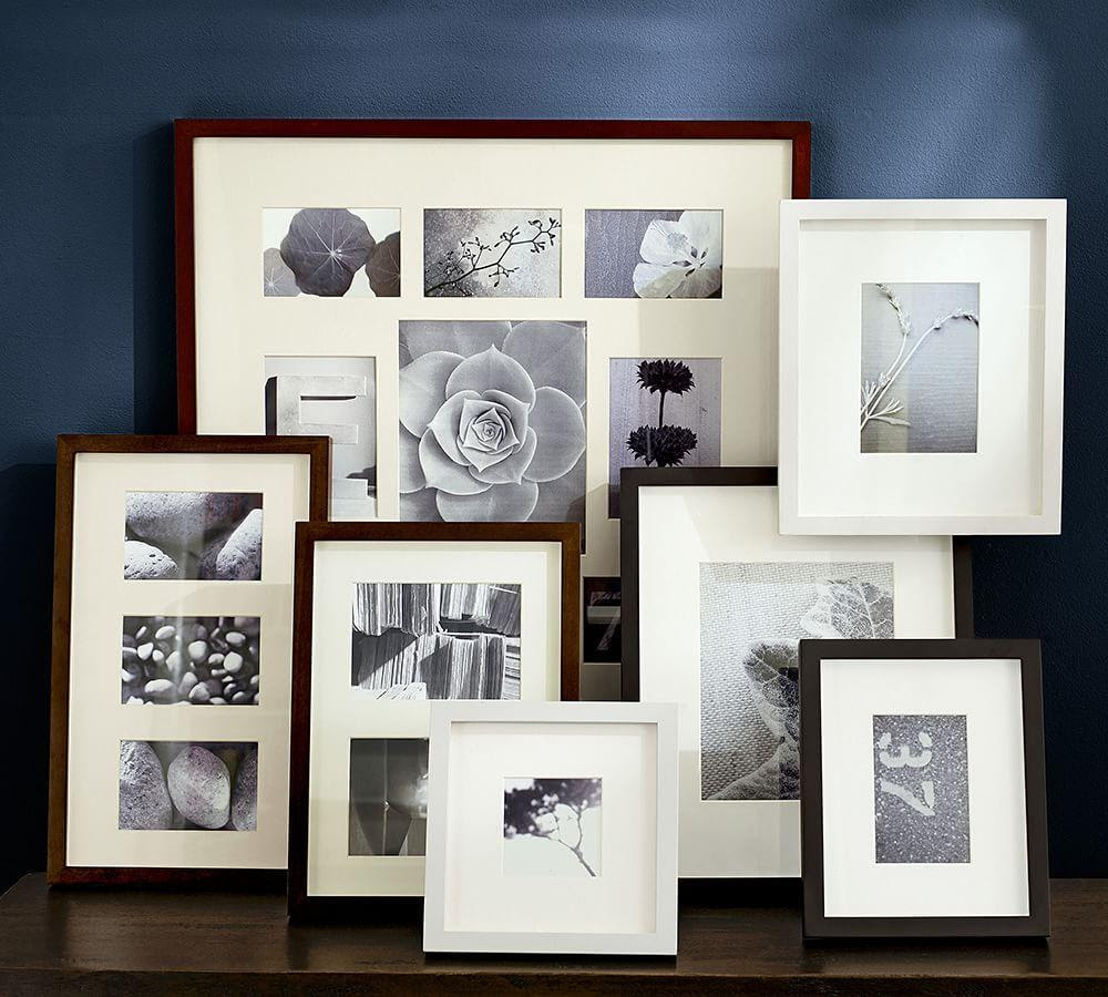 Wood Gallery Multiple Opening Frames Pottery Barn Au
