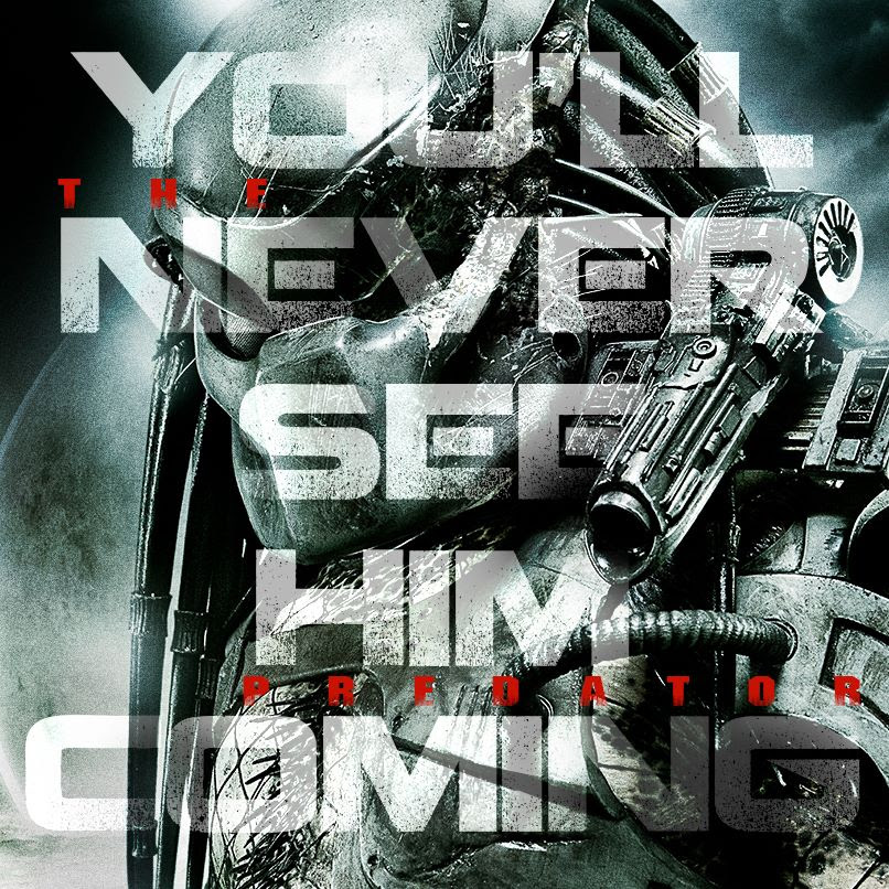 NEW TEASER IMAGE RELEASED FOR NEW PREDATOR MOVIE