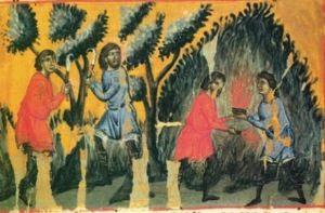 Η καθημερινή ζωή στην ύπαιθρο στα χρόνια των Ισαύρων και των Μακεδόνων